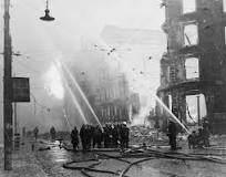 Image result for date of manchester blitz