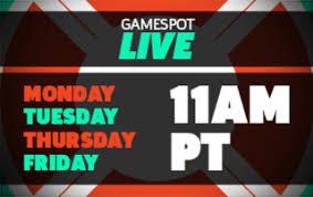 gamespot black friday gamespot twitch