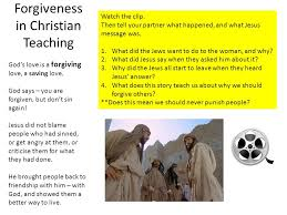 themes in god are not to blame forgiveness in christian teaching ppt video online download