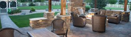 Corner Fire Pit by Custom Deck With Corner Fire Pit