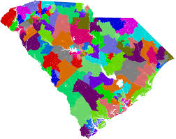 Florida Congressional District Map by South Carolina House Of Representatives Redistricting