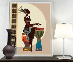 african american home decor wall sculptures african art african