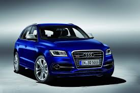 Audi Q5 Diesel - new audi sq5 tdi with 308hp is the first ever s model with a