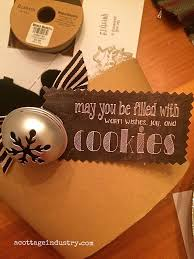 notes from a cottage industry warm wishes and cookies and free