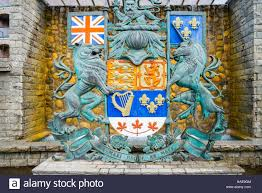 royal coat of arms of canada victoria british columbia canada