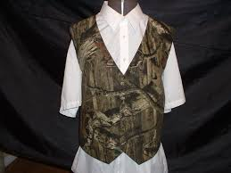 camouflage vest camo vest for wedding prom special event