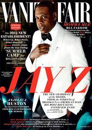 New Vanity Fair Cover Jay Z In U0027vanity Fair U0027 Blue Ivy Loved U0027magna Carta Holy Grail