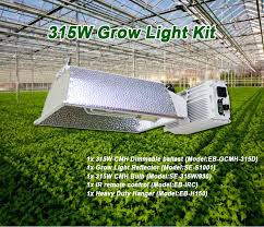 Ceramic Metal Halide Grow Light Hydroponic Kits Cmh 315 Fixture Ceramic Metal Halide Ballast