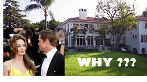 Angelina Jolie Mansion by Angelina Jolie Bought Her 25 Million Mansion Just A Mile From