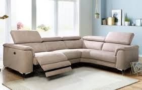 Cloth Reclining Sofa Fabric Recliner Sofas In Classic Modern Styles Dfs