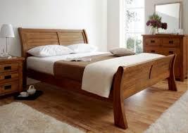 King Wooden Bed Frame Wooden Bed Frames King Size With Storage Vine Dine King Bed