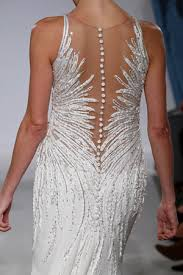 Wedding Evening Dresses Ice Style Illusion Or No Illusion Nick Verreos