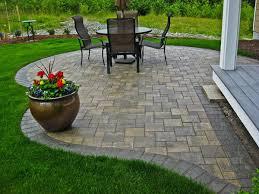 Concrete Patio Blocks Various Patio Blocks Pavers For New Outdoor Options Patio Design