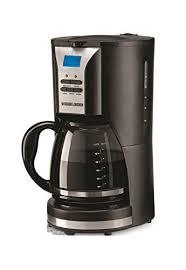 Black and Decker DCM90 1000W 12 Cup Coffee Maker Non USA pliant