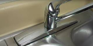 water faucets kitchen how to easily remove hard water stains on your kitchen sinks and