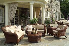 Wicker Patio Furniture Cushions Outdoor Wicker Furniture Cushions House Plans Ideas