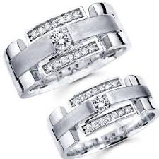 His And His Wedding Rings by His And Hers Wedding Bands From Online Jewelers