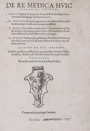 medica siege cinquecentina or 1500 or 500 or xvi or 16 century rilegato abebooks