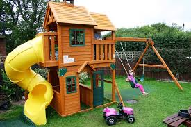 Backyard Fun Ideas Pueblosinfronterasus - Backyard playground designs