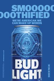 bud light in the can bud light outdoor advert by wieden kennedy smooth ads of the world