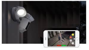 security light with camera wireless ring floodlight cam australia industec