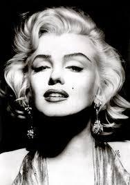 Schlafzimmerblick Wie Schminken First Pinned To Marilyn Monroe Art Board Here Http Pinterest