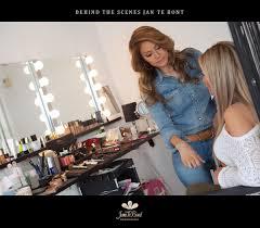 makeup artist workshops jtb academy modelling class jan te bont