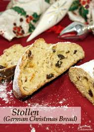 stollen german christmas bread u2022 curious cuisiniere
