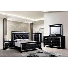 furniture of america bellanova 4 piece bedroom set las vegas