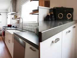 concrete countertops stylish remodels for lowes kitchen backsplash picture about concrete countertops 5 kitchen countertop ideas from portland seattle