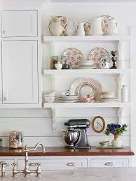 Images Of Cottage Kitchens - best 25 cottage kitchen shelves ideas on pinterest cottage open