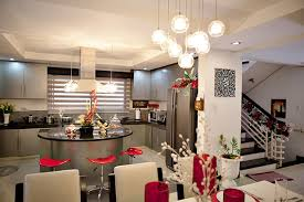 maja salvador u0027s kitchen and dining area in her antipolo house rl
