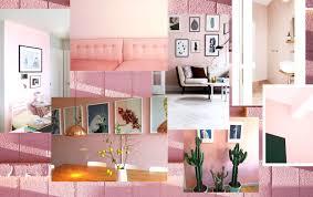 Wohnzimmer Deko Pink Wand Rosa Streichen Ideen Gepolsterte Auf Moderne Deko Auch