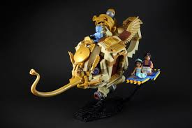 genie u0027s lamps from aladdin in lego the brothers brick the