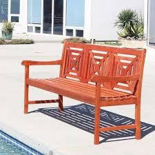 outdoor benches patio chairs the home depot