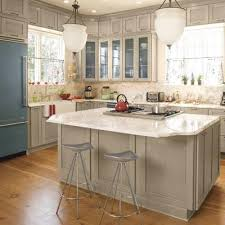gray cabinet kitchens gray kitchen cabinets cottage kitchen southern living
