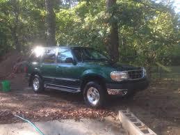 1999 ford explorer 4 door ford model explorer year 1999 exterior color green