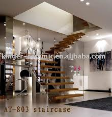 L Shaped Stairs Design L Shaped Steel Wood Staircase On Aliexpress Com Alibaba Group