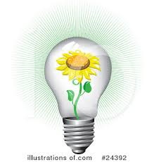 Light Bulb Clipart Lightbulb Clipart 24392 Illustration By Eugene
