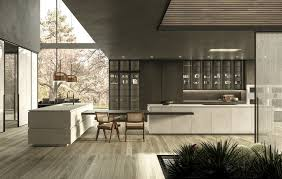 modern kitchen cabinets metal snaidero usa launches luxury line of metal framed glass