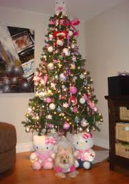 decoration ideas simple and neat christmas tree decorating with