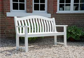5ft Garden Bench Alexander Rose New England Turnberry 5ft Bench Hayes Garden World