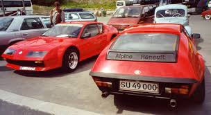 renault alpine gta renault alpine a310 v6 homologation version rally group b shrine