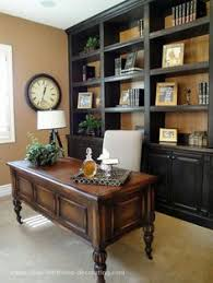 Office Wall Color Ideas House Decorating Ideas Blue U0026 Brown Home Office Color Schemes