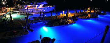 solar led dock lights led dock lights underwater lighting for docks with white and blue