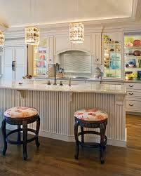 Beadboard Kitchen Island - beadboard kitchen island kitchen traditional with range hood glass