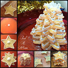 cookie christmas tree u2013 just a mum