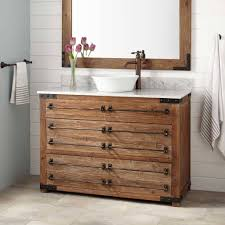 bathroom small reclaimed wood bathroom vanity cabinet reclaimed
