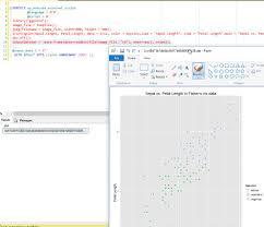 r plot rendering sql server 2016 using sp execute external script