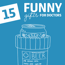 presents for 15 somewhat inappropriate gifts for doctors dodo burd
